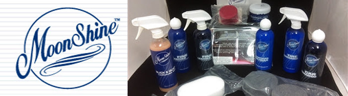 Moonshine Premium Car Care Detailing Products